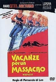Madness(1980) Poster - Movie Forum, Cast, Reviews
