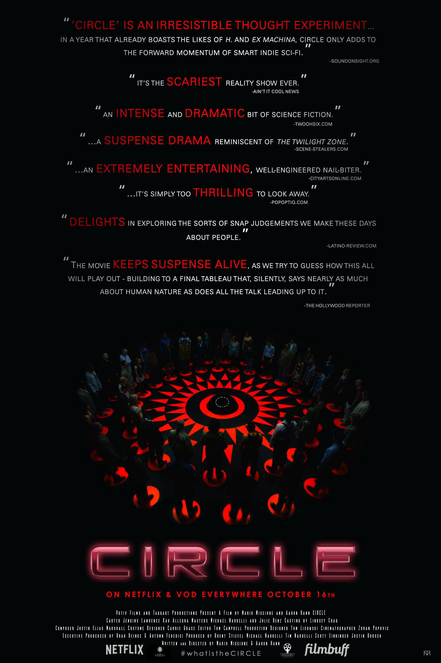 Circle (2015) - IMDb