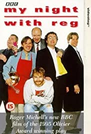 My Night with Reg (1997) with David Bamber on DVD on DVD