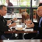 Paul Reiser and Larry David in The Paul Reiser Show (2011)