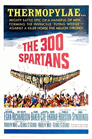 Where to stream The 300 Spartans