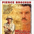 Pierce Brosnan in Mister Johnson (1990)