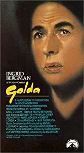 A Woman Called Golda Vincente Minnelli
