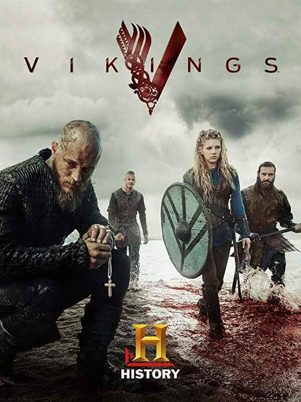 Vikings (2014) Season 2 Hindi Dubbed