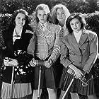 Winona Ryder, Shannen Doherty, Lisanne Falk, and Kim Walker in Heathers (1988)
