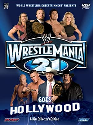 Kevin Dunn WrestleMania 21 Movie