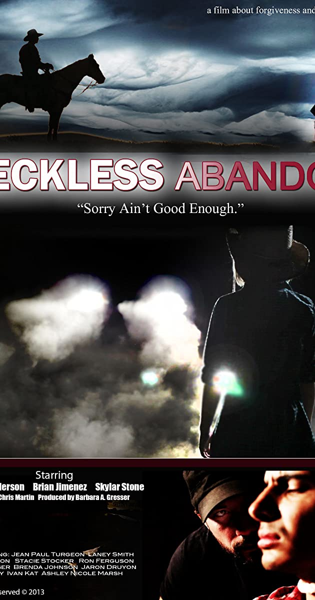 Reckless Abandon 2013 Imdb