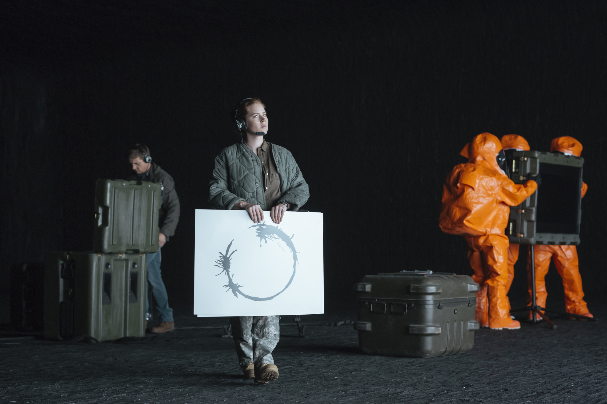 Image result for arrival stills