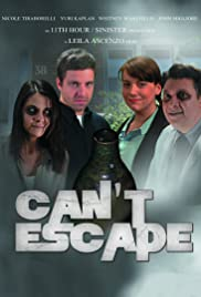 Can't Escape Poster