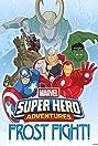 Marvel Super Hero Adventures: Frost Fight! (2015) Poster