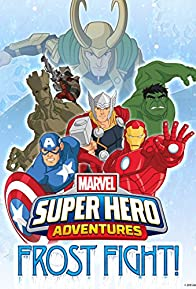 Primary photo for Marvel Super Hero Adventures: Frost Fight!