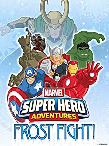 Marvel Super Hero Adventures: Frost Fight! full movie with english subtitles online download