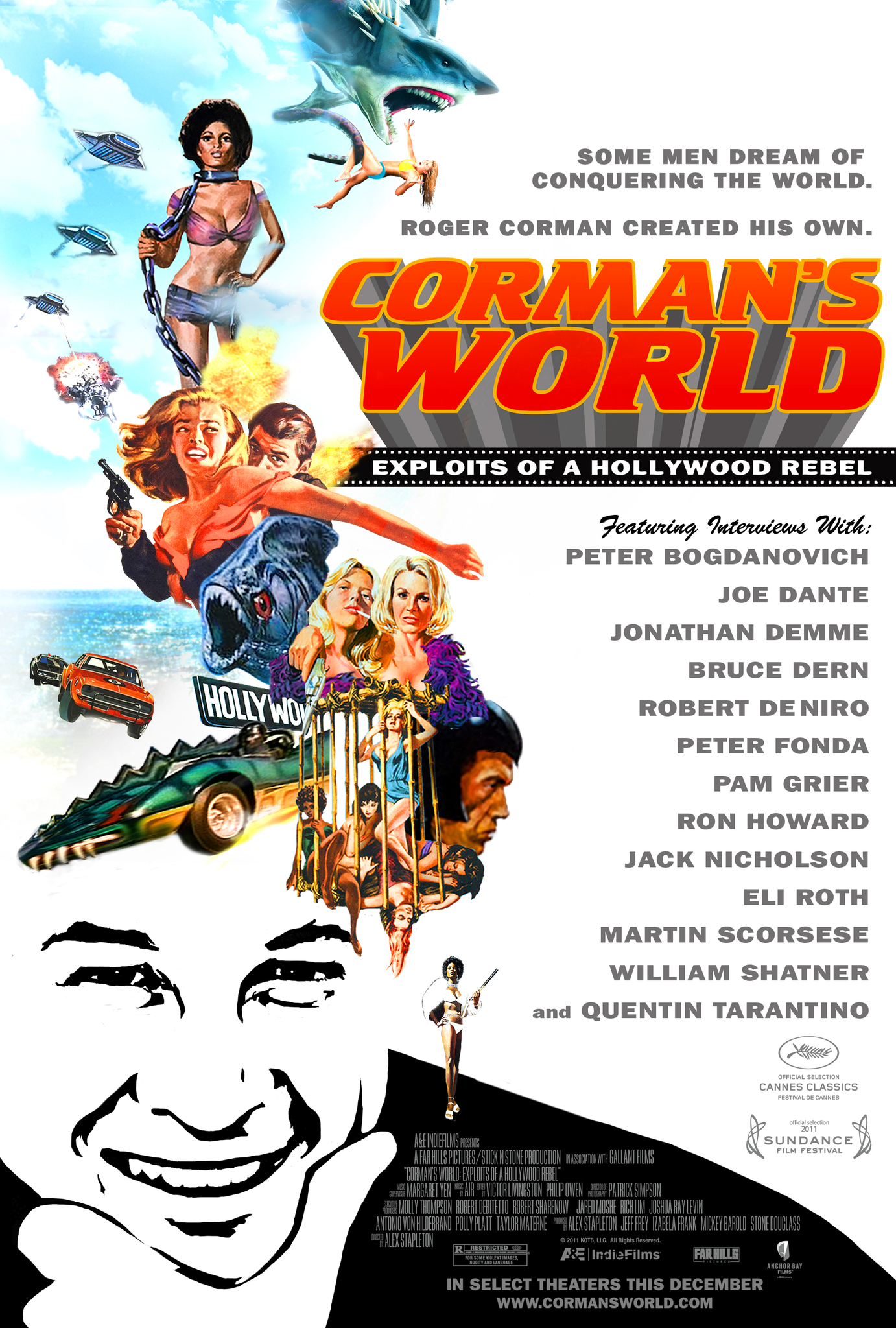Corman's World: Exploits of a Hollywood Rebel (2011) - IMDb