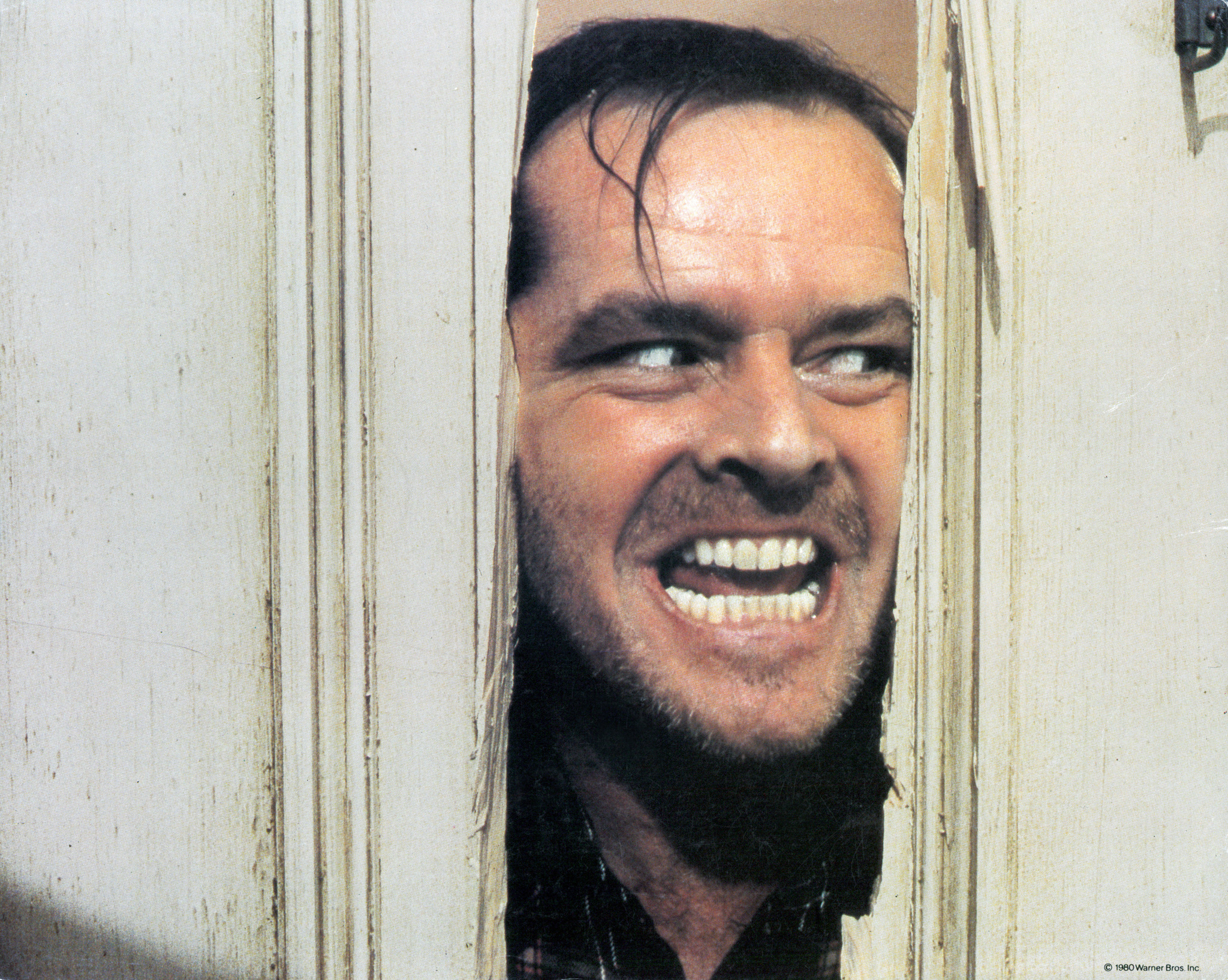 The Shining Script - transcript from the
