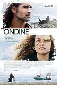 Alicja Bachleda and Colin Farrell in Ondine (2009)