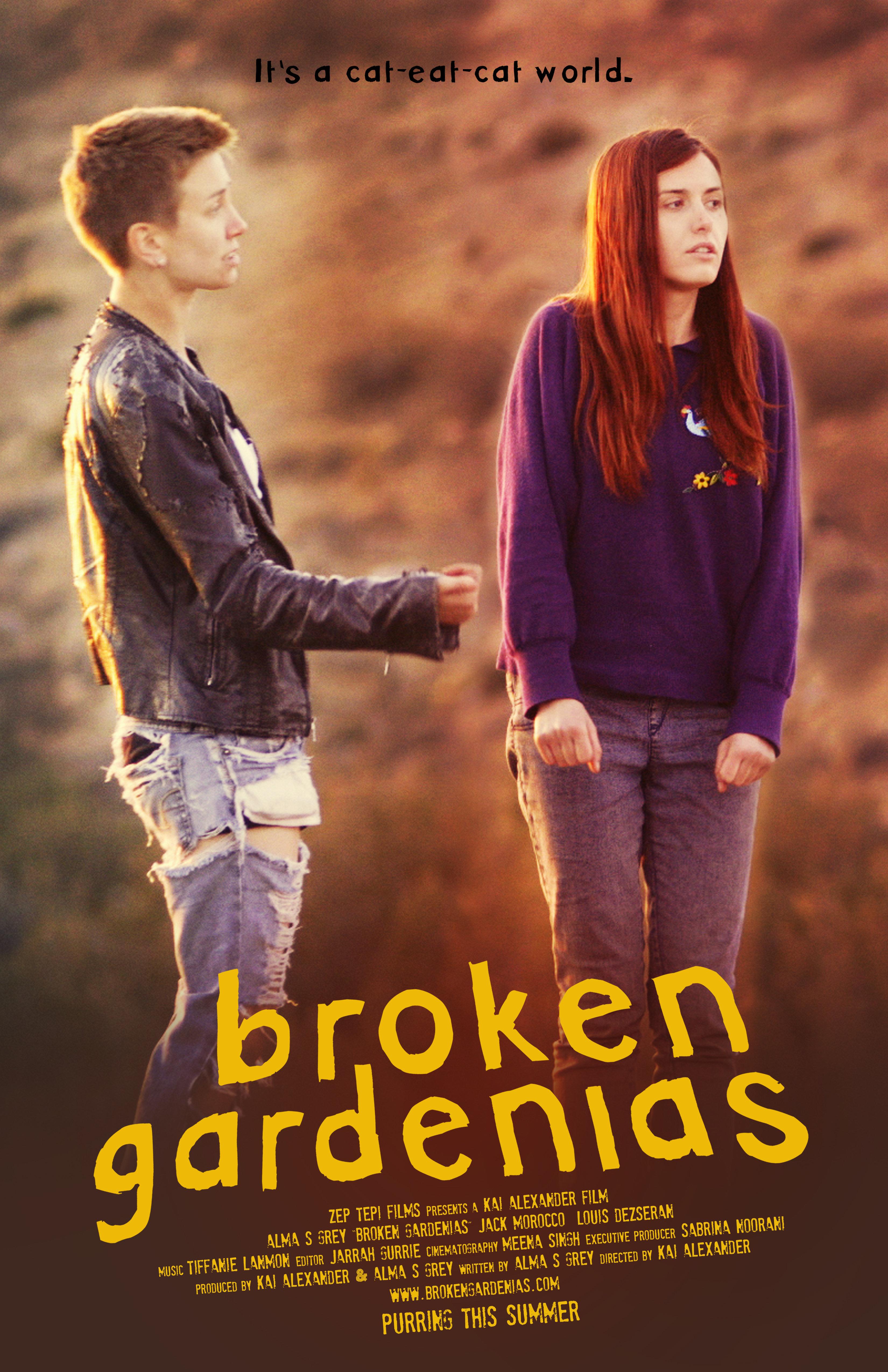 Broken Gardenias (2014)