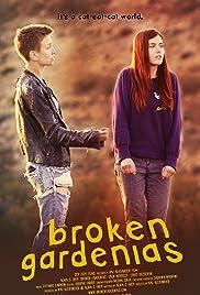 Broken Gardenias Poster