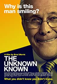Donald Rumsfeld in The Unknown Known (2013)