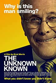 The Unknown Known (2013) Poster - Movie Forum, Cast, Reviews