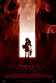 Red Princess Blues Animated: The Book of Violence Poster