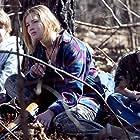 Jennifer Lawrence, Ashlee Thompson, and Isaiah Stone in Winter's Bone (2010)