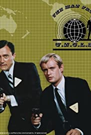 The Man from U.N.C.L.E. Poster - TV Show Forum, Cast, Reviews