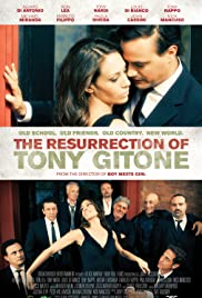 The Resurrection of Tony Gitone Poster