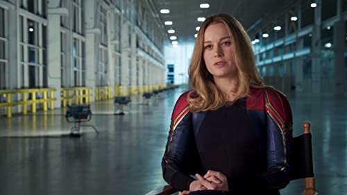 'Captain Marvel' Featurette
