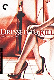 Dressed to Kill: An Appreciation by Keith Gordon Poster