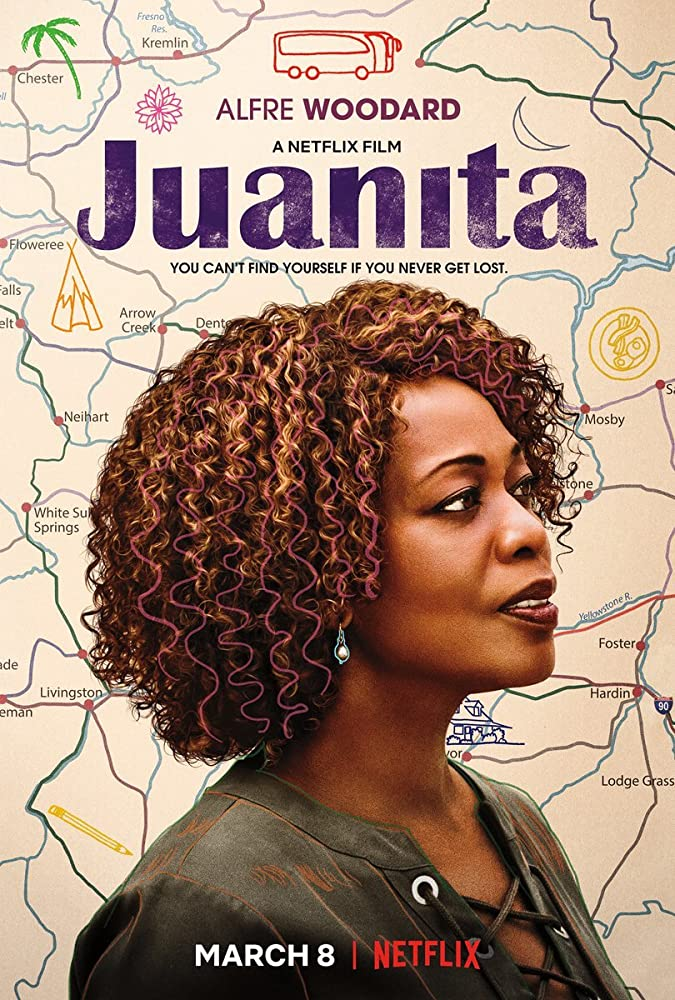 Alfre Woodard in Juanita (2019)