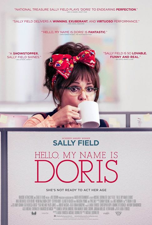 Sally Field in Hello, My Name Is Doris (2015)