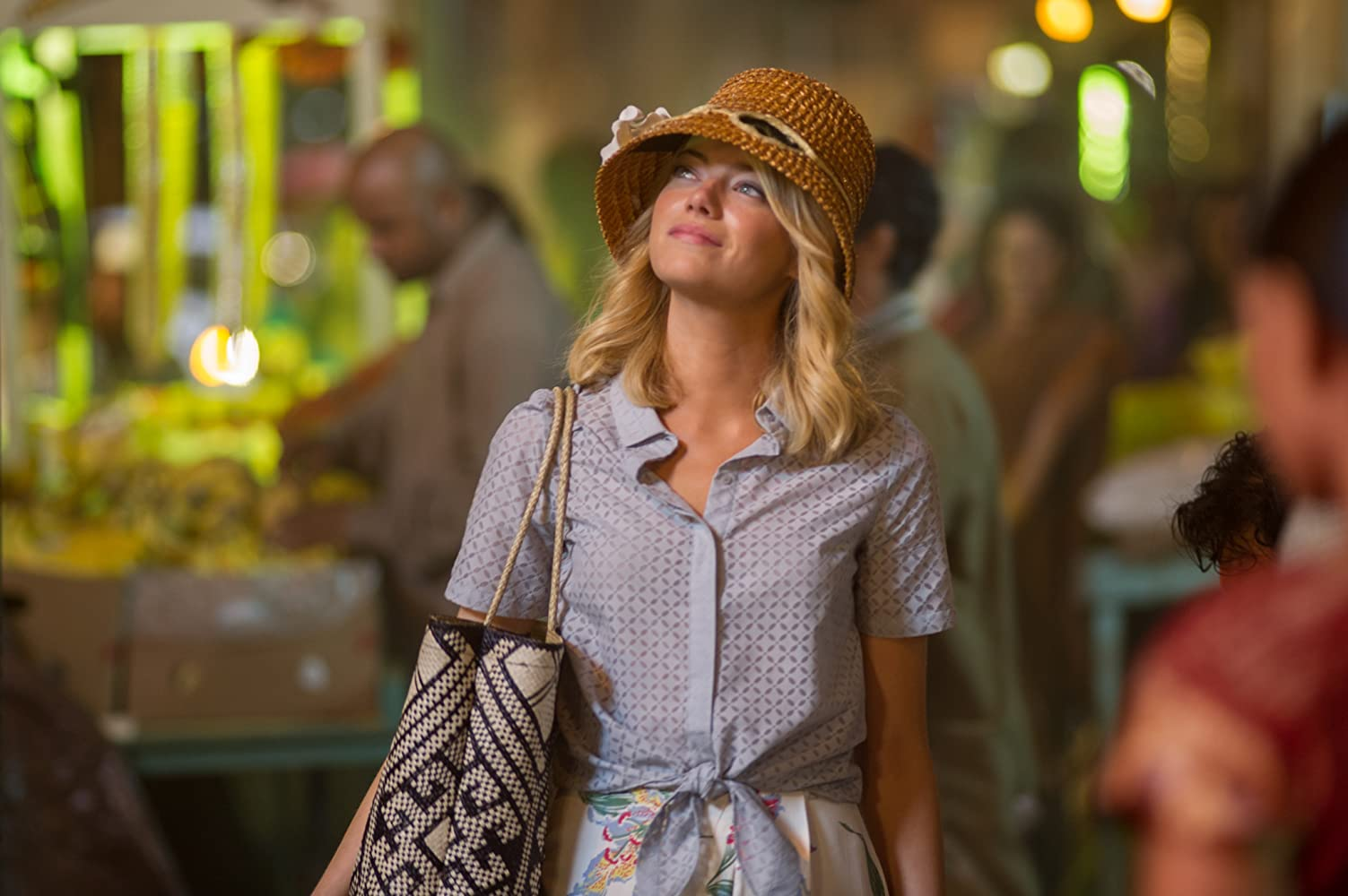 Emma Stone in Aloha (2015)