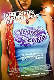 Festival Express (2003) Poster - Movie Forum, Cast, Reviews
