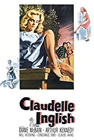 Claudelle Inglish (1962) Poster - Movie Forum, Cast, Reviews