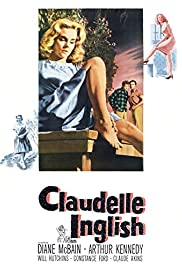 Claudelle Inglish (1961) Poster - Movie Forum, Cast, Reviews