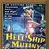 Peter Lorre, John Carradine, Jon Hall, and Roberta Haynes in Hell Ship Mutiny (1957)