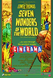 Seven Wonders of the World Poster