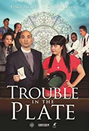 Trouble in the Plate Poster