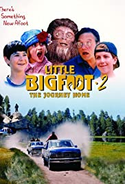 Little Bigfoot 2: The Journey Home Poster