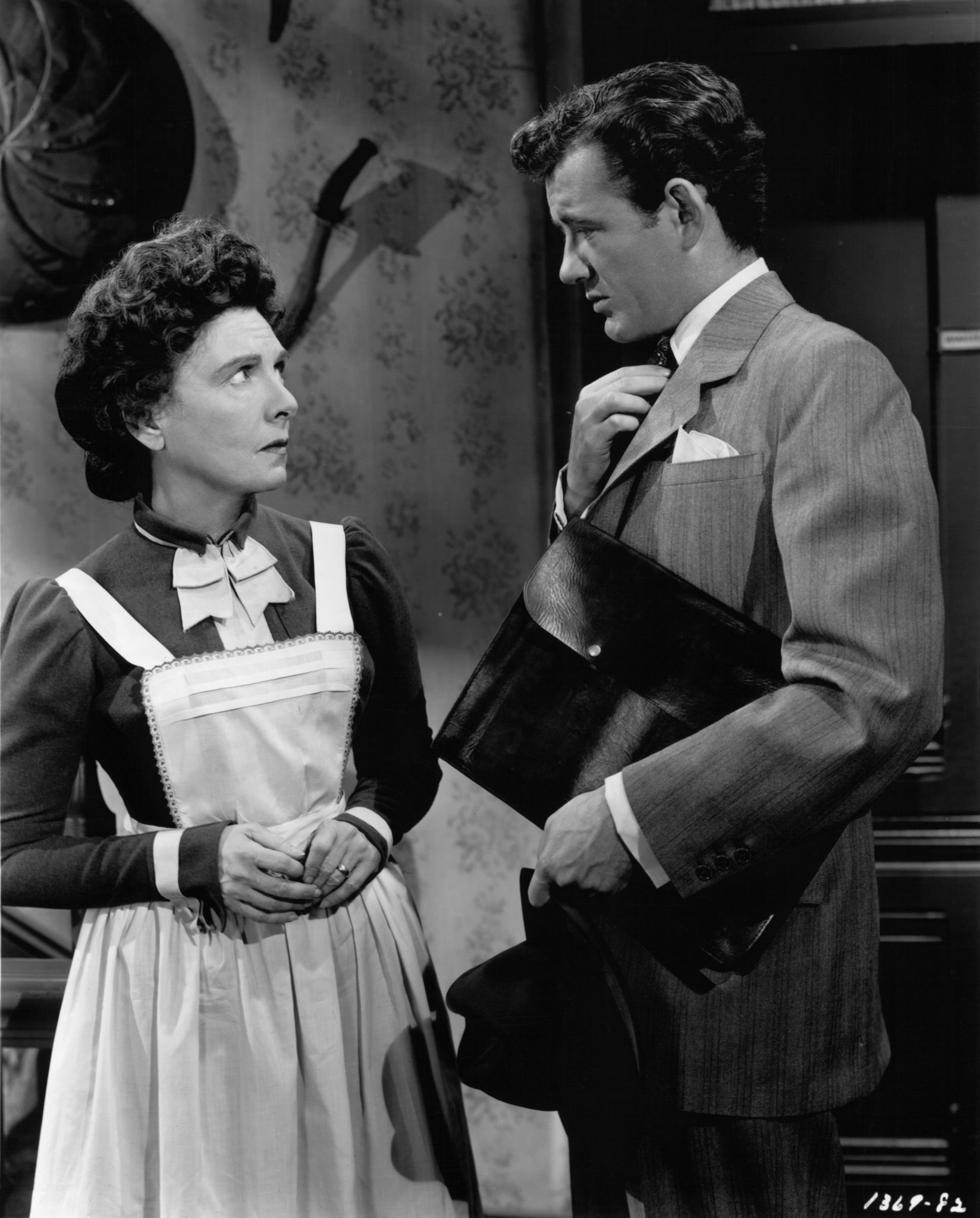 Mary Nash and Robert Walker in Till the Clouds Roll By (1946)