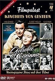 Corinna Darling Poster