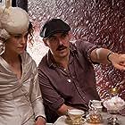 Keira Knightley and Joe Wright in Anna Karenina (2012)