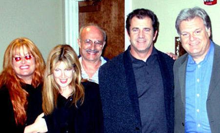 Wynonna Judd, Lian Lunson, Bill Fulco, Mel Gibson, Ricky Skaggs.