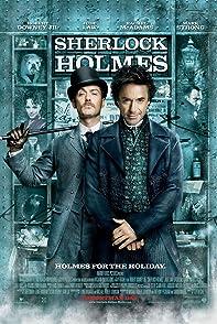 Sherlock Holmesดับแผนพิฆาตโลก