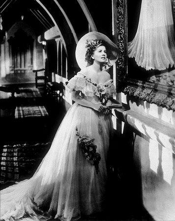 """Rebecca,"" Joan Fontaine. 1940 Selznick"