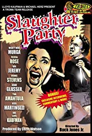 Slaughter Party Poster