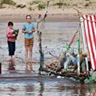 Bobby Smalldridge, Emilia Jones, and Harriet Turnbull in What We Did on Our Holiday (2014)