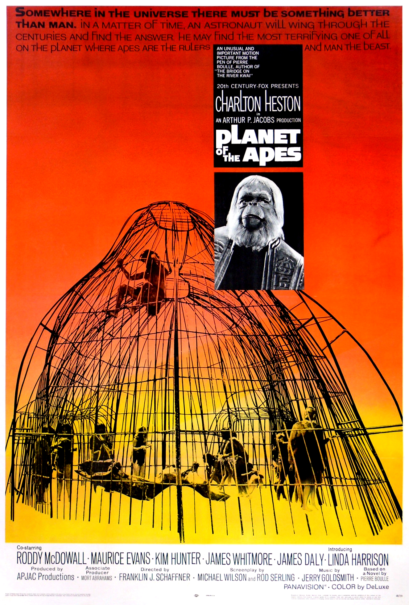 Planet Of The Apes 1968 Imdb