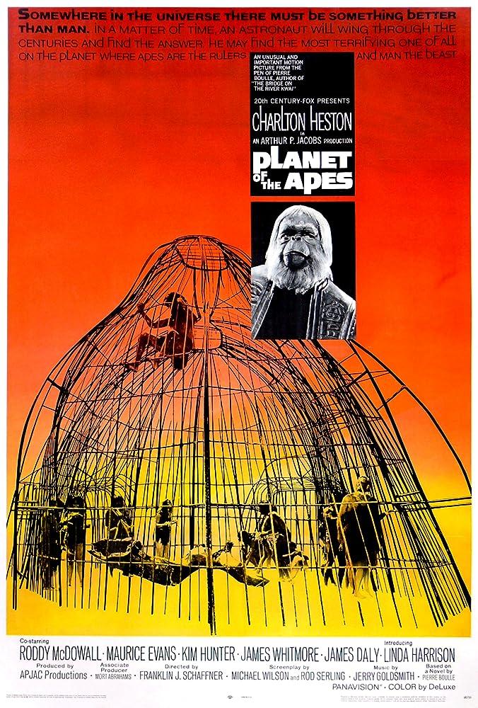 El Planeta de los Simios, película rodada en esta zona