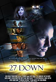 27 Down Poster